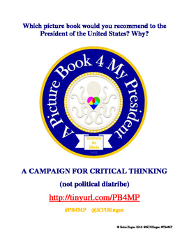 A Picture Book 4 My President - Kid Lit 4 the Executive Office