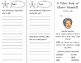 A Picture Book of Eleanor Roosevelt Trifold - ReadyGen 2016 2nd Gr Unit 6 Mod B