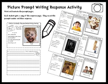 A Picture is Worth a Thousand Words: Reusable Picture Prompt Writing Center