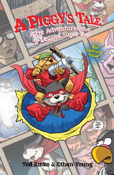 A Piggy's Tale Comic 1st Fantastic Issue