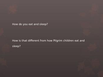 A Pilgrim Child's Life