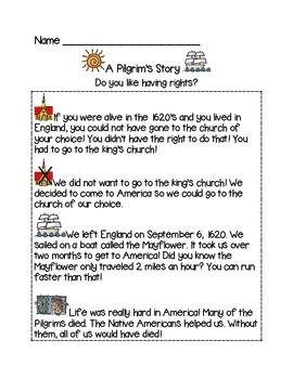 A Pilgrim's Story