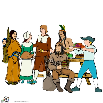 A Pilgrim's Thanksgiving Story
