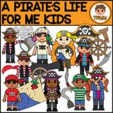 Pirate Kids l A Pirate's Life For Me l TWMM Clip Art