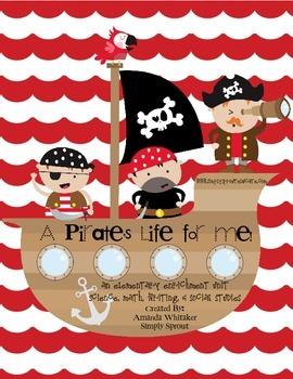 A Pirate's Life for Me: An Enrichment Unit