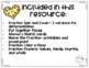 A Pizza My Heart Fractions- Centers, activities, and lessons