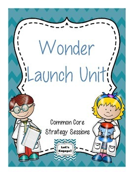 A Place For Wonders (Common Core Strategy Sessions)