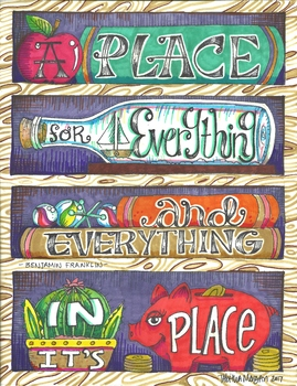 A Place for Everything Poster