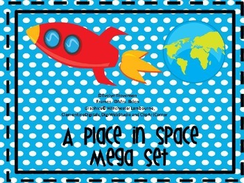 A Place in Space Editable Mega Set