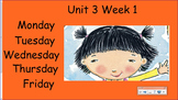 A Place to Play Unit 3 Week 1