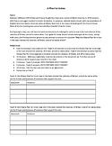 A Plan For Union (AP US History - Structured Academic Cont