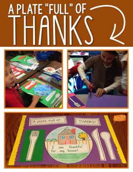 Thankgiving Placemat
