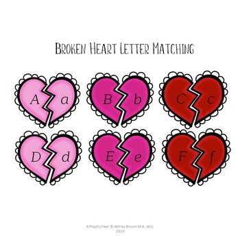 A Playful Year- February Printables