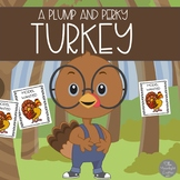 A Plump and Perky Turkey Sub Plans or Book Companion