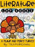 A Plump and Perky Turkey Literature Lap Book