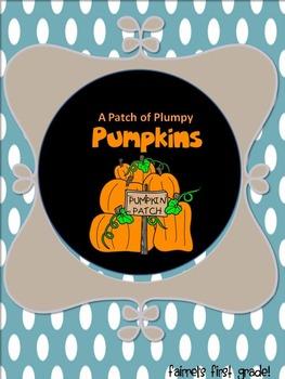 A Plumpy Patch of Pumpkins- An Informational Writing Mini-Unit