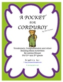 A Pocket For Corduroy - Reading Skills Activities