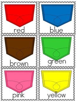 A Pocket Full of Colors