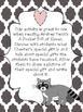 A Pocket Full of Kisses - Audrey Penn - Writing Activity