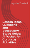 A Pocket for Corduroy Activities, Lesson Ideas, Questions and Vocabulary