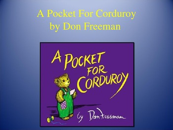 A Pocket for Corduroy, Text Talk, Collaborative Conversations