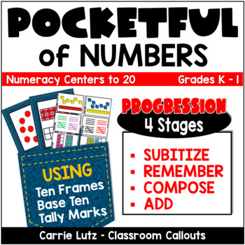 Subatizing, Composing, Adding Activities and More