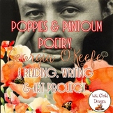 A Poetry, Writing & Art Project: Poppies & Pantoum with Ge