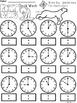 A+ Polar Bear Analog Clock & Digital Clock Work (Hour & Half Hour)