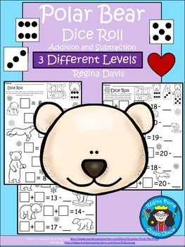 A+ Polar Bear Dice Roll: Balancing Out Equations