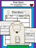 A+ Polar Bear Fact And Opinion Chart...Graphic Organizer