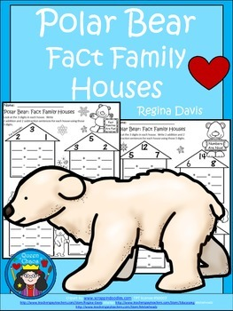 A+ Polar Bear: Fact Family Houses