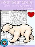 A+ Polar Bear Graph: Count, Tally, Graph, and Compare