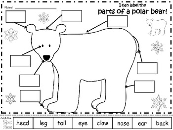 polar bear worksheets preschool free here polar best free printable worksheets. Black Bedroom Furniture Sets. Home Design Ideas