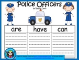 A+ Police Officers: Graphic Organizers