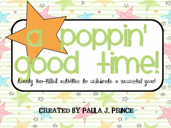 A Poppin' Good Time!
