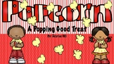 Bulletin Board or Treat Bags/A Popping Good Treat