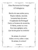 A Portuguesa - Hino Portugues (Portuguese National Anthem)