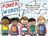 A Potion for an Auditory Verbal Approach: Power Words