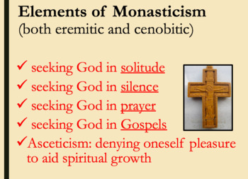 A Power Point on Early Christian Monasticism: A Brief Introduction