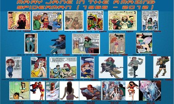 A Powerpoint on the history of sexism in comics