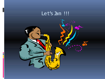 "A Powerpoint to accompany your ""We Haz Jazz"" performance"