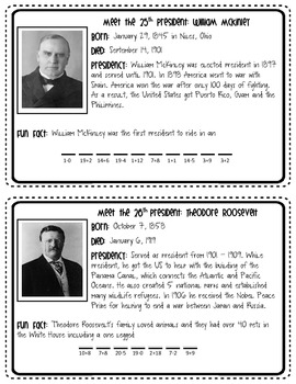 A President A Day: Fun and Historical Facts for Each of Our 44 Presidents