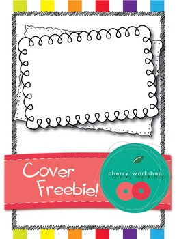 Product Cover FREEBIE - Sneak peak for the new Cherry Workshop Borders