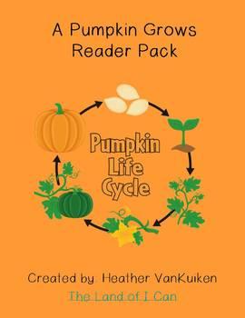 A Pumpkin Grows Reader Pack