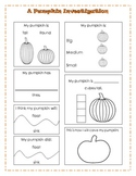 A Pumpkin Investigation