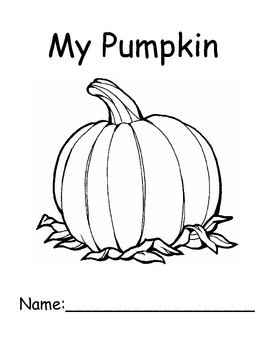 A Pumpkin Journal