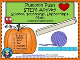 STEM Science, Technology, Engineering & Math Pumpkin Push