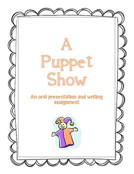 Puppet Show - Oral Presentation