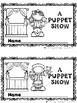 A Puppet Show (Sight Word Emergent Reader and Teacher Lap Book)