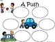 A+ Push (Force and Motion) ...Three Graphic Organizers